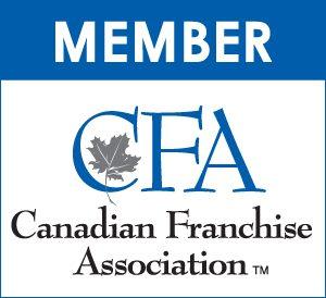 Member of Canadian Franchise Association
